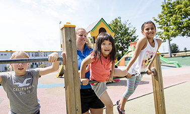 Internationale Kinderbetreuung in Frankfurt RheinMain | Find it in FRM