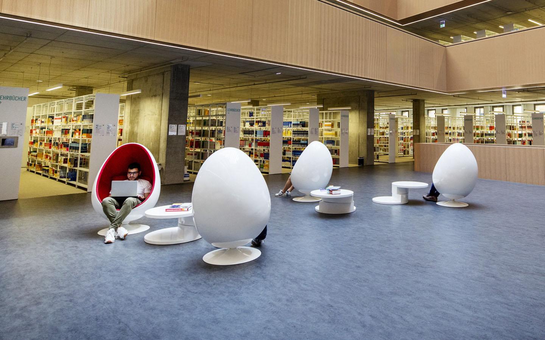 Hochschulen und Universitäten in Frankfurt RheinMain   Find it in FRM